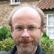 Colour portrait photograph of Dr Nigel Blades, IMPASTOW project advisory board member
